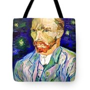 I Dream My Painting And I Paint My Dream Tote Bag