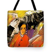 I Dreamt Of Oscar Wilde Tote Bag