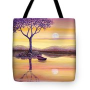 I Dreamt Of The Moon Tote Bag