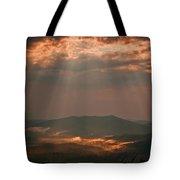 I Feel Your Presence. Tote Bag