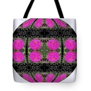 I Give To You A World Of Flowers Tote Bag