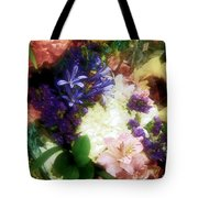 I Had Flowers Once Tote Bag