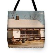 I Hand Built This Myself. Tote Bag