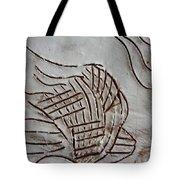 I Have A Dream - Tile Tote Bag