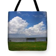 I Have Been Sitting There Many Times Tote Bag