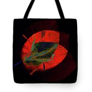 I Have Many Faces Number Five Tote Bag