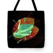 I Have Many Faces Number Four Tote Bag