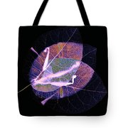 I Have Many Faces Number Six Tote Bag