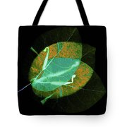I Have Many Faces Number Three Tote Bag