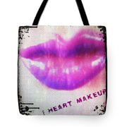 I Heart Makeup Tote Bag