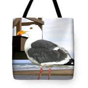 I Hope Lunch Is Ready Tote Bag