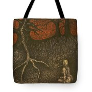 I In Night Think About You Tote Bag