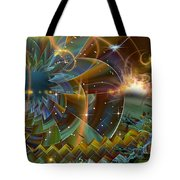 I Just Want To Celebrate...another Day Of Living Tote Bag
