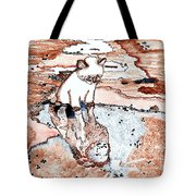 I Knew You Were There     Tote Bag by Connie Valasco