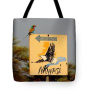I Know It's Around Here Somewhere Tote Bag