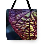 I Leaf You Tote Bag