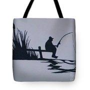 I Like To Fish Tote Bag