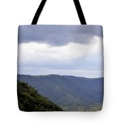 I Look To The Hills Tote Bag