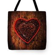 I Love Coffee 4 Tote Bag