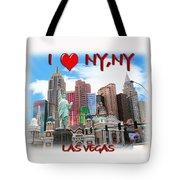 I Love Ny Ny Tote Bag