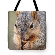 I Love Peanuts Tote Bag