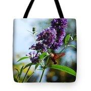 I Love The Purple Ones Tote Bag