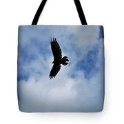 I Love The View From Up Here Tote Bag