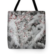 I Love Winter Tote Bag
