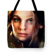 I Love You Camille Tote Bag