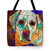 I Love You. Pet Series Tote Bag