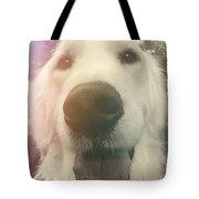 I Luv You Tote Bag