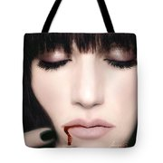 I Must Be Dying Tote Bag