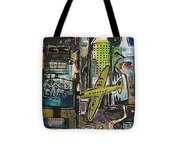 I Must Fly Tote Bag