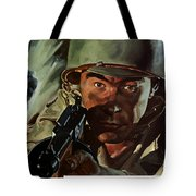 I Need You On The Job Full Time Tote Bag