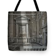 I Saw The Light - Ho Visto La Luce Tote Bag