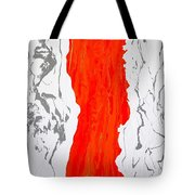 I Say Yes Way Tote Bag