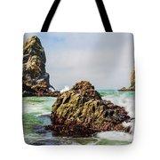 I Sea Said The Starfish Tote Bag