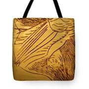 I See - Tile Tote Bag