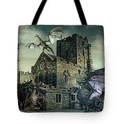 I See Dragons Tote Bag