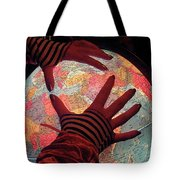 I See Travel In Your Future Tote Bag