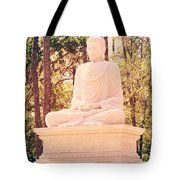 I Shall Listen And Offer Tote Bag
