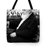 I Think Of Then Tote Bag