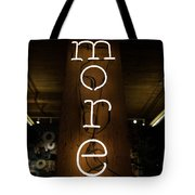 I Want... Tote Bag