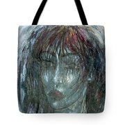 I Wept Out Eyes  Tote Bag