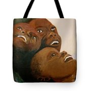 I Will Lift Up My Eyes Tote Bag