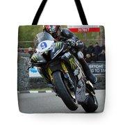 Ian Hutchinson 4 Tote Bag
