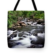 Iao Valley Stream Tote Bag