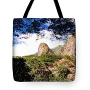 Iao Valley Tote Bag
