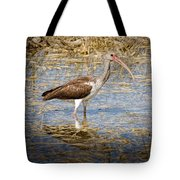 Ibis In The Rough Tote Bag