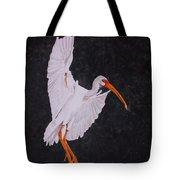 Ibis Landing Tote Bag